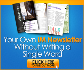 The Internet Marketing Newsletter PLR Membership Banner